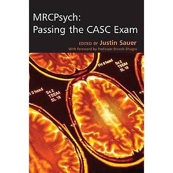ザウアー ・ ジャスティンによって CASC 試験に合格 MRCPsych