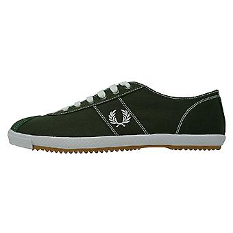 Fred Perry Table Tennis Canvas Plimsolls B6309-408