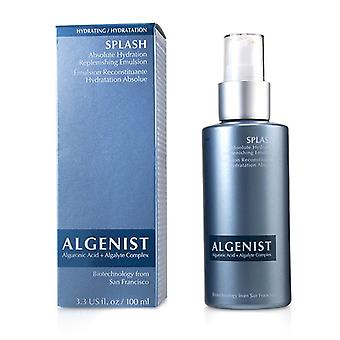 Algenist Splash Absolute Hydration Replenishing Emulsion - 100ml/3.3oz