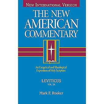 Nac Vol 3 Leviticus - Numbers by Mark F Rooker - Dennis R Cole - 9780