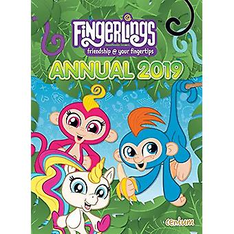Fingerlings Annual 2019 by Fingerlings Annual 2019 - 9781912564989 Bo