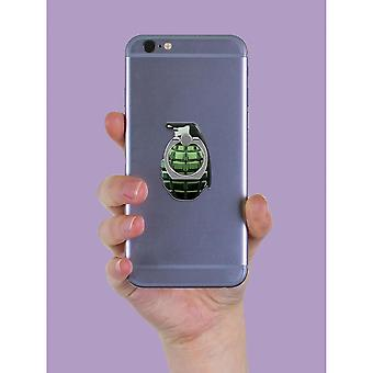 Grindstore Grenade Phone Ring & Stand