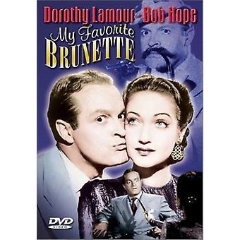 My Favorite Brunette (1947) [DVD] USA import