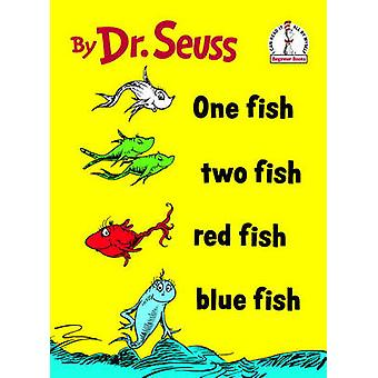 One Fish - Two Fish - Red Fish - Blue Fish by Dr Seuss - Ring - 97808