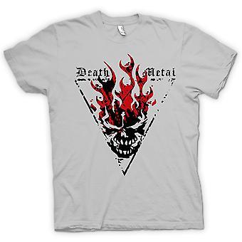 Детские футболки - дэт-метал - трэш дьявола Готика