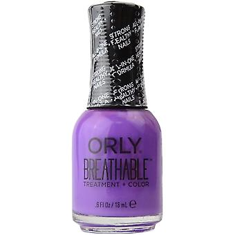 Orly Breathable Treatment & Colour - Feeling Free 18ml (OR920)