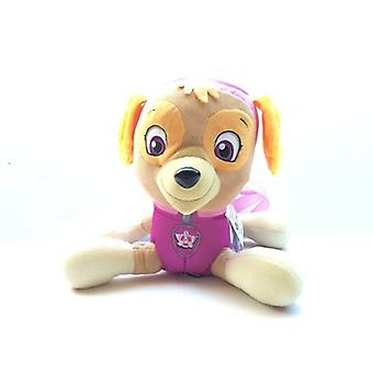 Plush Backpack - Paw Patrol - Ready for Action Skye Soft Doll Toys New 121994