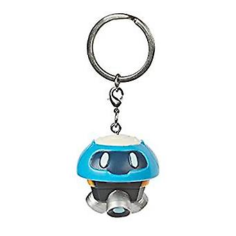 Key Chain - Overwatch - Snowball 3D Figure Toys New j7864