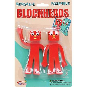 Action Figures - Gumby Blockheads 5