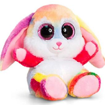 Keel Toys Animotsu Rabbit Plush Toy