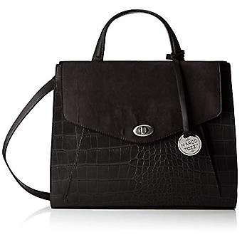 Marco Tozzi 61016-21 - Black Woman wristbags (Black Comb) 32x26x8 cm (B x H T)