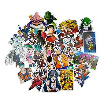 Storpack Stickers and Decals - Dragon Ball