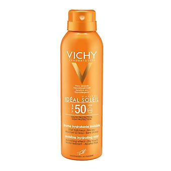 Vichy ideal Soleil HYDRATING Sun Protection mist SPF50 200ml