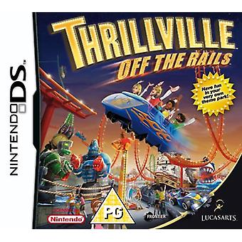 Thrillville Off the Rails (Nintendo DS) - New