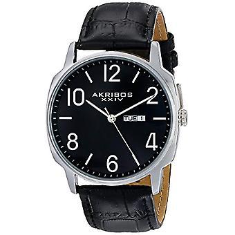 Akribos XXIV Clock Man Ref. AK801SSB