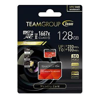 Team Group Xtreem 128GB Micro SDXC UHS-II