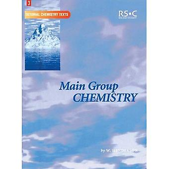 Hauptgruppe Chemie (Tutorial ChemieTexte)