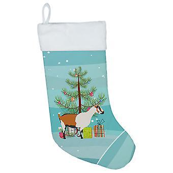 Carolines Treasures  BB9247CS Alpine Goat Christmas Christmas Stocking