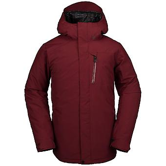 Volcom L Ins Gore-Tex Giacca da neve in burnt Red