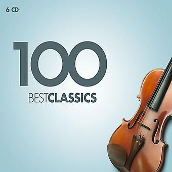 Various Artist - 100 Best Classics [CD] USA import