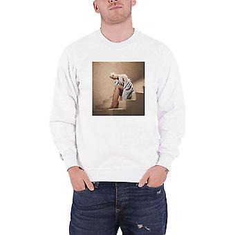 قميص رسمي أريانا GRANDE شعار درج التحلية جديد للجنسين الأبيض