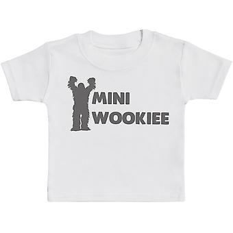 Mini Wookiee Baby T-Shirt - Baby TShirt Gift - Baby Tee - Baby Gift