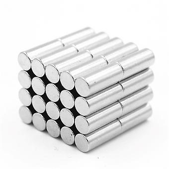 Neodymium magnet 4 x 10 mm dial N35 - 100 pieces