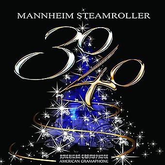 Mannheim Steamroller - 30/40 [Vinil] Eua importação