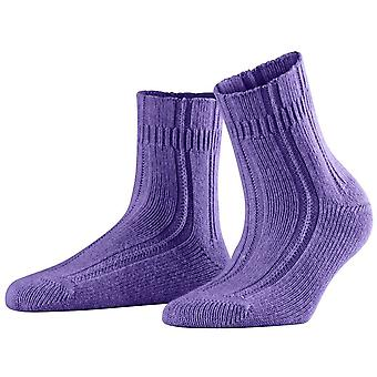Falke Bedsock Socks - Crocus Purple