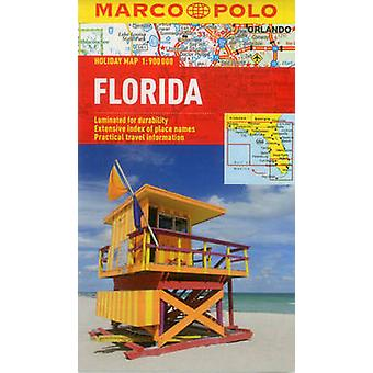 Florida Marco Polo Holiday Map