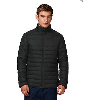 greenT Mens Organic Hikes Water Repellent Insulated Jacket