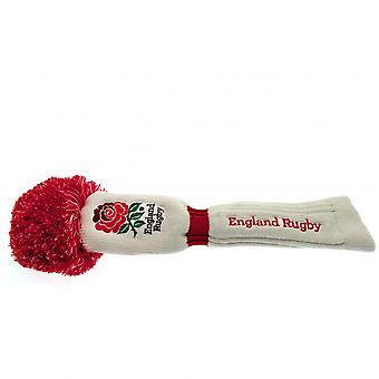 England Rugby Official WT Driver Pompom Headcover
