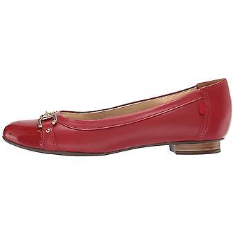 MARC JOSEPH NEW YORK Women's Leather Made in Brazil Park Ave Flat Loafer