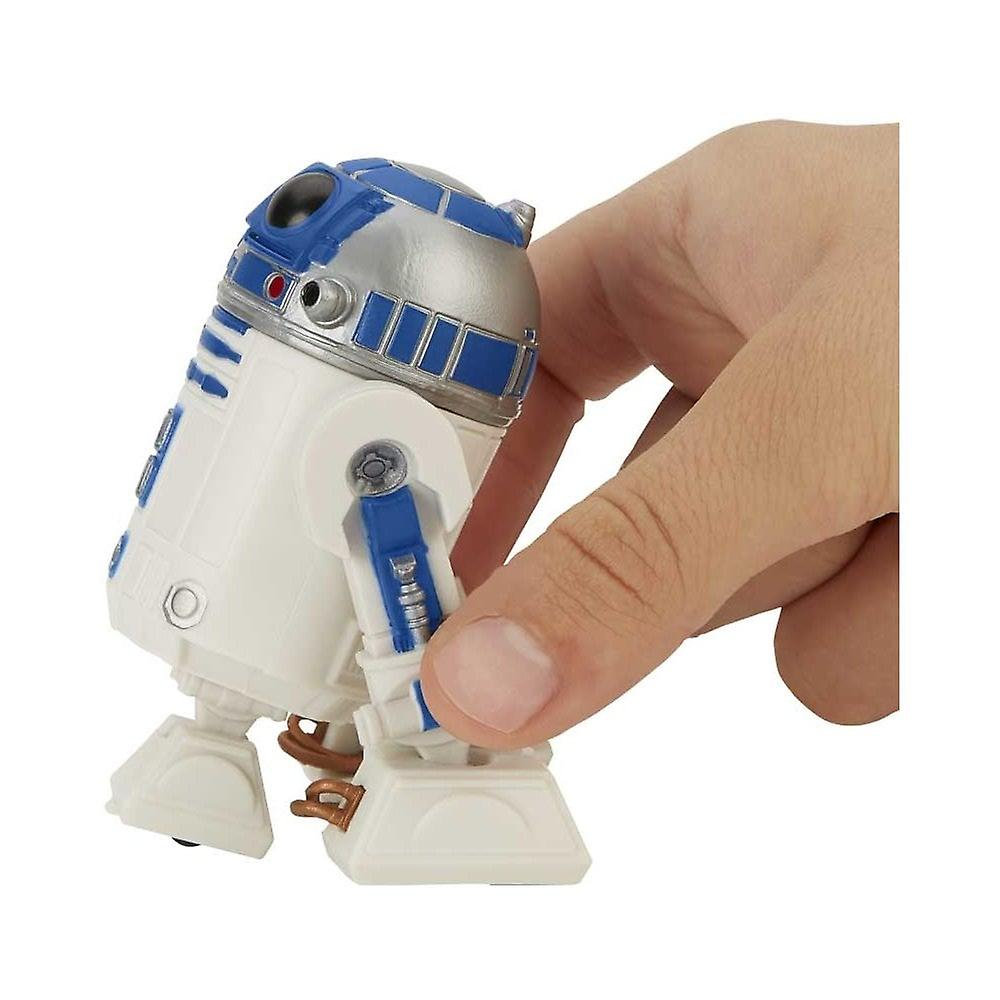 Star Wars R2-D2, BB-8 & D-O Action figur 3-Pack