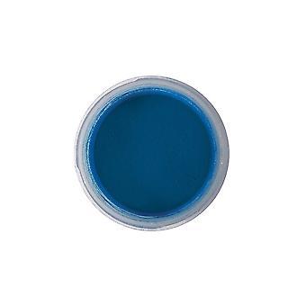 Kleur spat stof mat helder blauw 5g