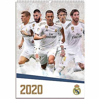 Real Madrid FC 2020 Calendar
