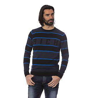 Pullover Blue Rich John Richmond Man