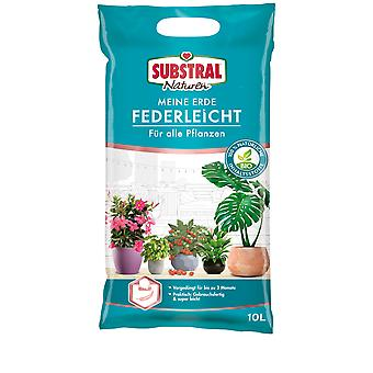 SUBSTRAL® Nature® My Earth FeatherLight, 10 liters