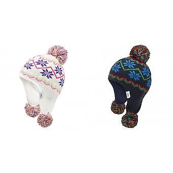 Trespass bábätka Twizzle zimné ucho teplejšie klobúk