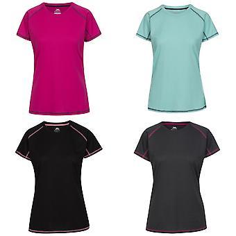 Trespass dame/damer Viktoria aktiv T-Shirt