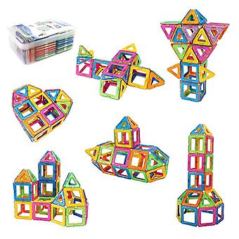 Magnetic kit with stickers, 60 parts