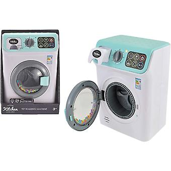 My First Washing Machine With Light And Sound Toy