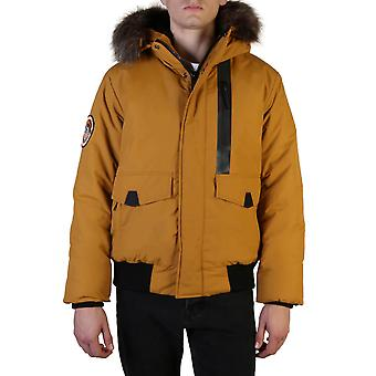 Superdry Original Herren Herbst/Winter Jacke - gelbe Farbe 54610