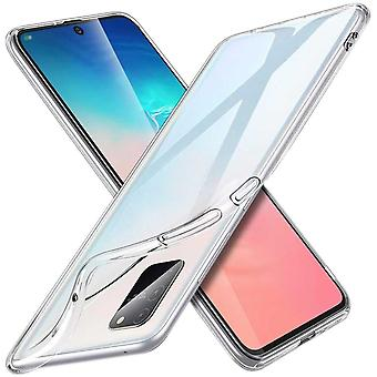 For Samsung Galaxy S10 Lite G770F Silicone Case TPU Protection Transparent Case Sleeve Cover Case Accessories New