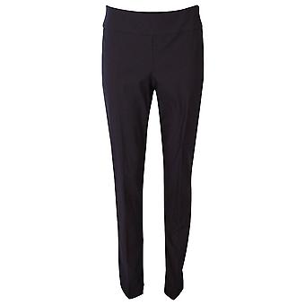 Up! Black Thincredible Slim Fit Pull On Trousers