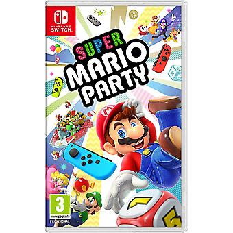 Super Mario Party Nintendo switch spel