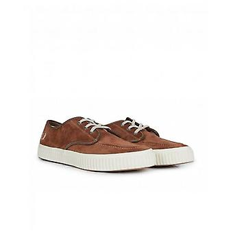 Fred Perry Authentics Eling Suede Shoes