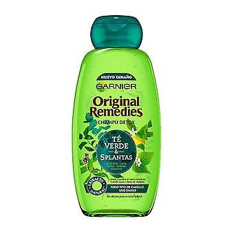 Revitalizando shampoo remédios originais Garnier (300 ml)