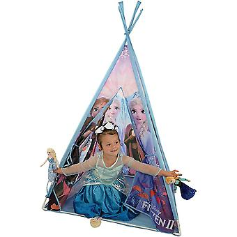 Disney frozen 2 teepee play tent mv sports ages 3 years+