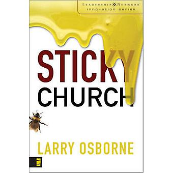 Sticky Church by Osborne & Larry
